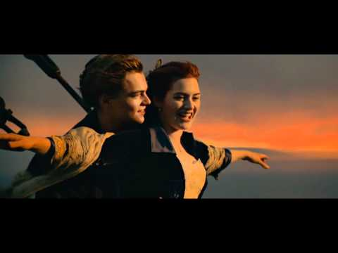 "Titanic 3D   ""I'm flying""   Official Clip HD"