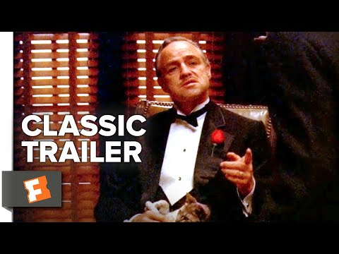The Godfather (1972) Trailer #1   Movieclips Classic Trailers