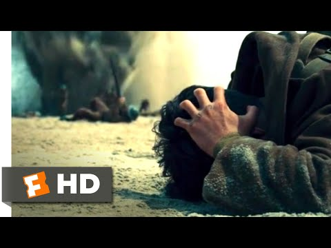 Dunkirk (2017) - The First Bombing Scene (2/10) | Movieclips