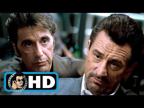 HEAT Movie Clip - Diner Scene  FULL HD  Al Pacino, Robert De Niro Thriller (1995)