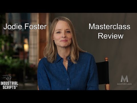 Video Review: Jodie Foster's Masterclass