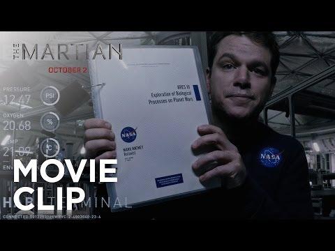 "The Martian | ""Do The Math"" Clip [HD] | 20th Century FOX"