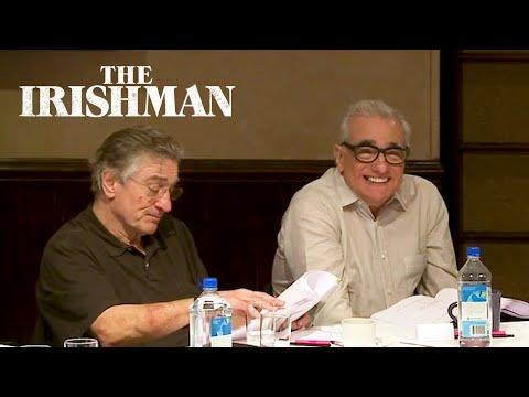 The Irishman First Table Read | Netflix