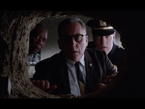 """The Shawshank Redemption (1994) - """"And That Right Soon"""" / Escape Part 1 scene [1080p]"""