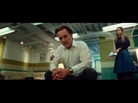 """Steve Jobs - Filmklipp """"Crisann Confronts Steve"""""""