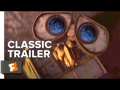 WALL-E (2008) Trailer #1 | Movieclips Classic Trailers