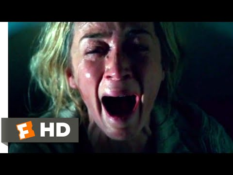 A Quiet Place (2018) - The Bathtub Scene (4/10)   Movieclips