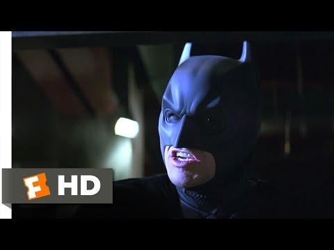The Battle for Gotham - The Dark Knight (7/9) Movie CLIP (2008) HD