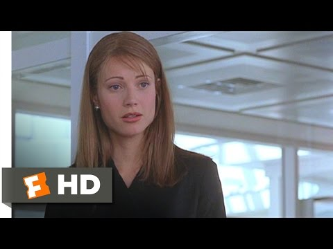 Sliding Doors (1/12) Movie CLIP - You're Out (1998) HD