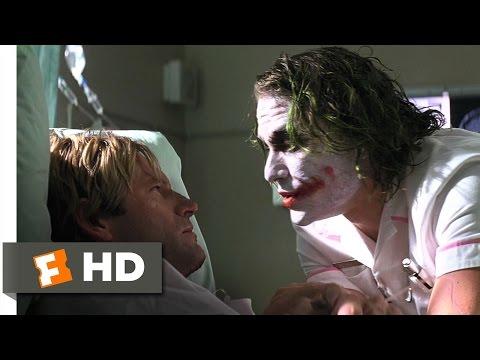 The Dark Knight (6/9) Movie CLIP - Agent of Chaos (2008) HD