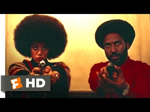 BlacKkKlansman (2018) - The Ongoing Fight for Equality Scene (10/10)   Movieclips