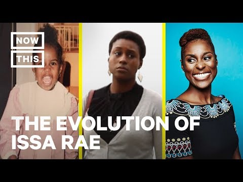 The Evolution Of Issa Rae: from Awkward Black Girl to Insecure | NowThis