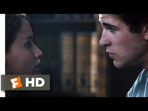 The Hunger Games (2/12) Movie CLIP - Saying Goodbye (2012) HD