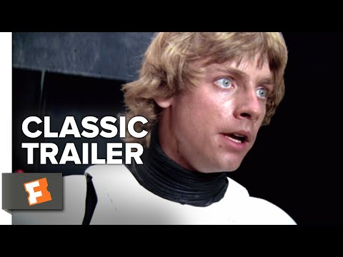 Star Wars: Episode IV - A New Hope (1977) Trailer #1 | Movieclips Classic Trailers