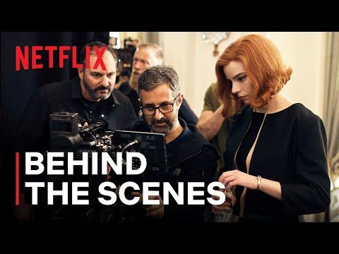 Creating The Queen's Gambit | Netflix