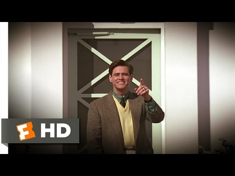 Good Afternoon, Good Evening and Good Night - The Truman Show (1/9) Movie CLIP (1998) HD