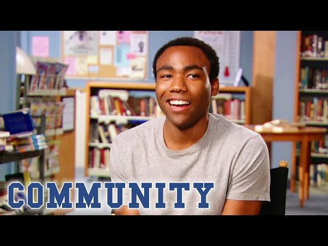 Donald Glover On Being A Writer For 30 Rock, Acting, & Working On Community | Community
