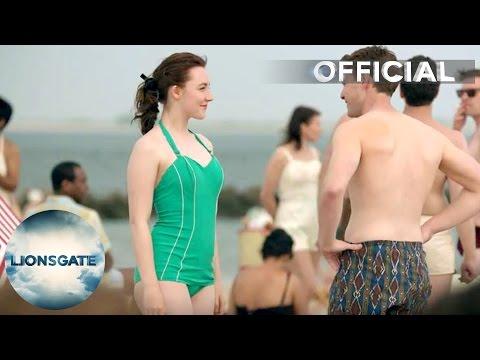 """BROOKLYN Sneak peek """"At the beach"""" In cinemas Nov 6"""