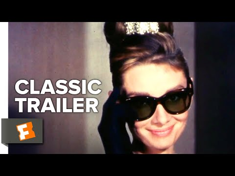 Breakfast at Tiffany's (1961) Trailer #1 | Movieclips Classic Trailers