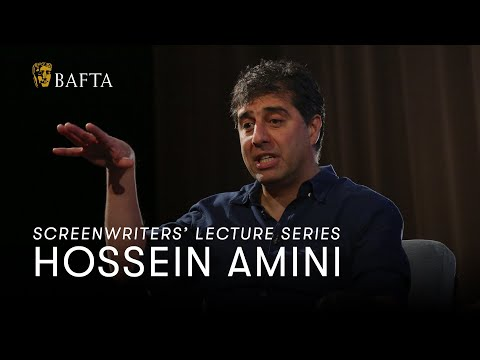 Hossein Amini: Screenwriters Lecture