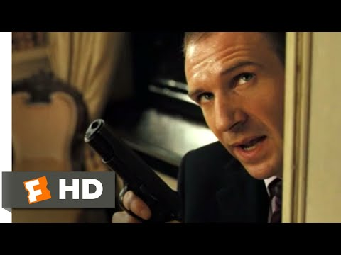 In Bruges (2008) - Hotel Standoff Scene (9/10) | Movieclips