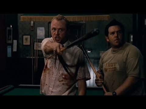 Shaun of the Dead (2004) - 'Don't Stop Me Now' Official Clip