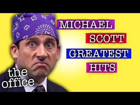 Michael Scott: GREATEST HITS - The Office US