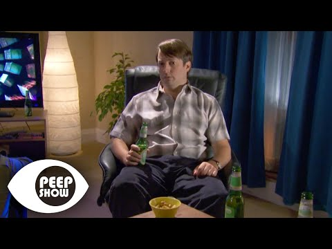 Mark Trying To Be Cool - Peep Show