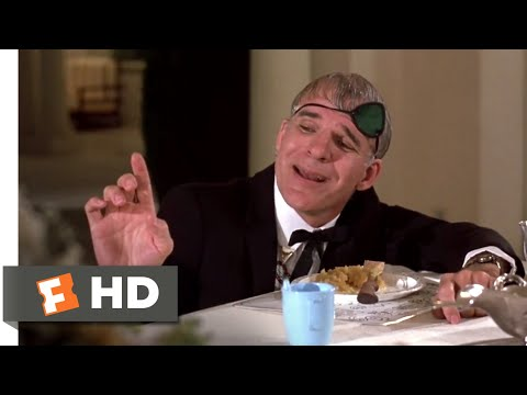 Dirty Rotten Scoundrels (1988) - Dinner With Ruprecht Scene (6/12) | Movieclips