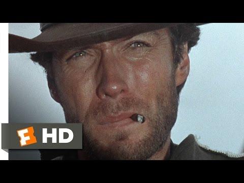 A Fistful of Dollars (1/9) Movie CLIP - Get Three Coffins Ready (1964) HD