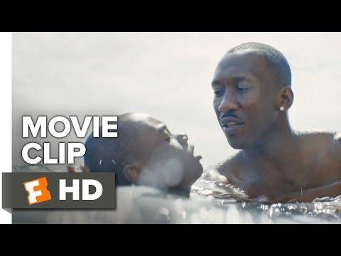 Moonlight Movie CLIP - Middle of the World (2016) - Mahershala Al Movie