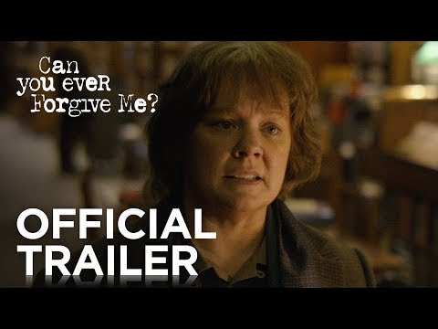 CAN YOU EVER FORGIVE ME? | Official Trailer [HD] | FOX Searchlight