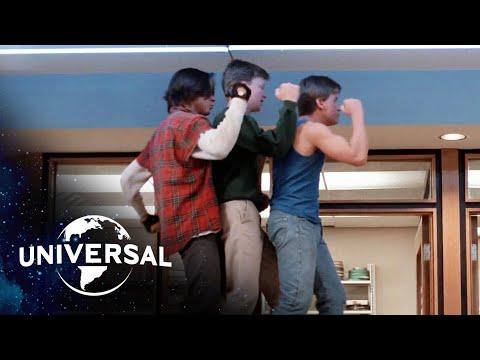 The Breakfast Club   Detention Dance