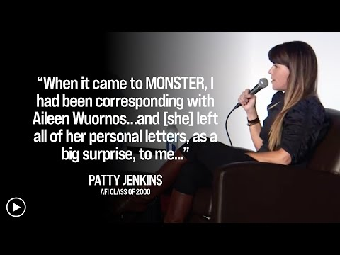 Patty Jenkins on filming MONSTER