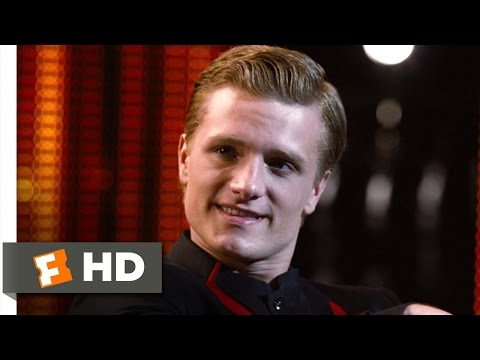 The Hunger Games (6/12) Movie CLIP - Star-Crossed Lovers (2012) HD