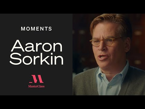 Aaron Sorkin: Is Your Idea a TV Show or a Movie?   MasterClass Moments   MasterClass