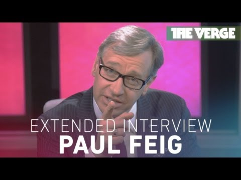 On The Verge: interview with Paul Feig