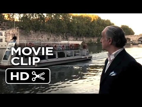The Great Beauty Movie CLIP - Time (2013) - Paolo Sorrentino Movie HD