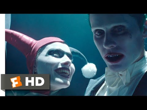 Suicide Squad (2016) - King and Queen of Crime Scene (1/8)   Movieclips