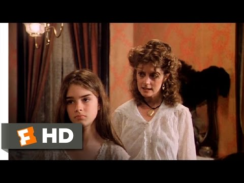 Pretty Baby (1/8) Movie CLIP - I Want to Be Respectable (1978) HD