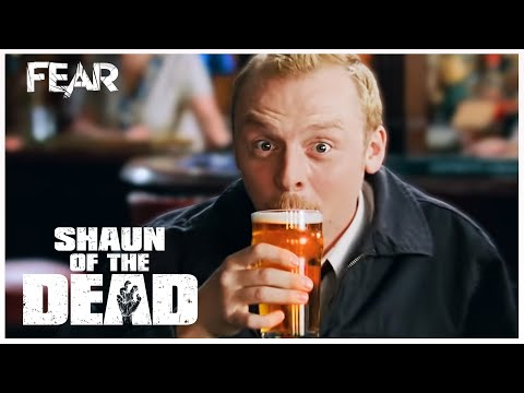 Shaun's Plan Of Action   Shaun Of The Dead