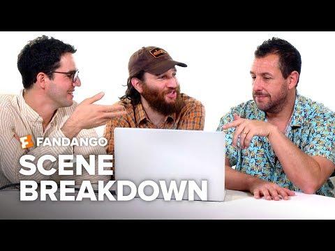 Adam Sandler & The Safdie Brothers Break Down a Scene from 'Uncut Gems' | Fandango All Access