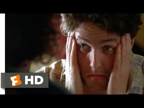 Four Weddings and a Funeral (7/12) Movie CLIP - Carrie's List of Lovers (1994) HD