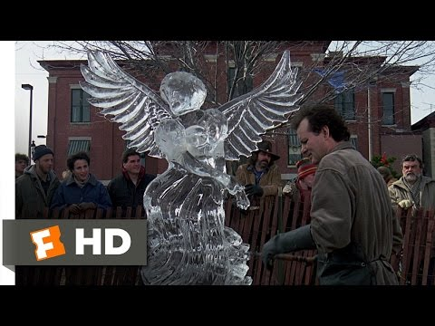 Phil: New and Improved - Groundhog Day (6/8) Movie CLIP (1993) HD
