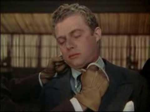 "Hitchcock, ""Rope"" Opening Scene"