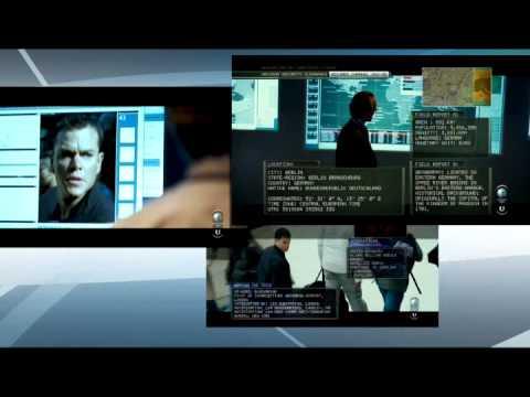 Bourne Trilogy on Blu-ray
