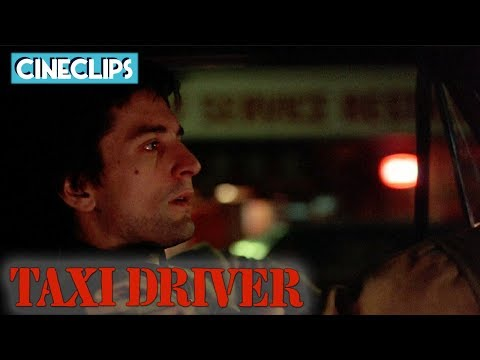 """""""Someday A Rain Will Come And Wash All The Scum Off The Streets""""   Taxi Driver   CineClips"""