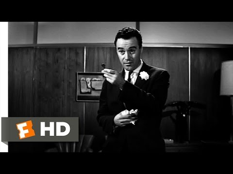 The Apartment (7/12) Movie CLIP - Sheldrake Wants the Apartment (1960) HD