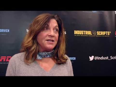 Legend CARYN MANDABACH at The Insider Interviews LIVE by Industrial Scripts