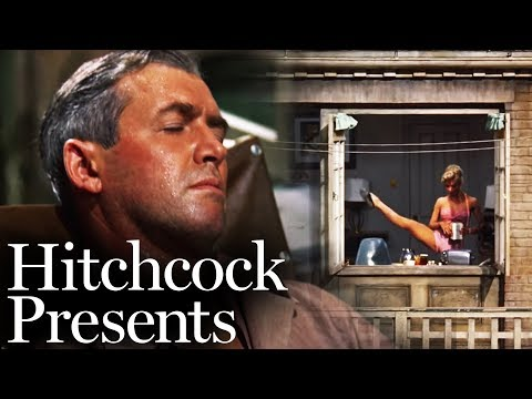 The Opening Scene - 'Rear Window' | Hitchcock Presents